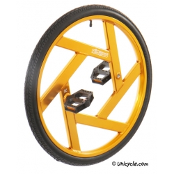 "Ultimate Wheel 24"" Gold Limited Edition"