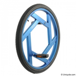 "Ultimate Wheel 24"" Blue"