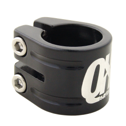 Zacisk sztycy QXseries podwójny 27.2mm